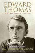 Thumbnail of cover of Jean Moorcrofr-Wilson's book, Edward Thomas: from Adlestrop to Arras